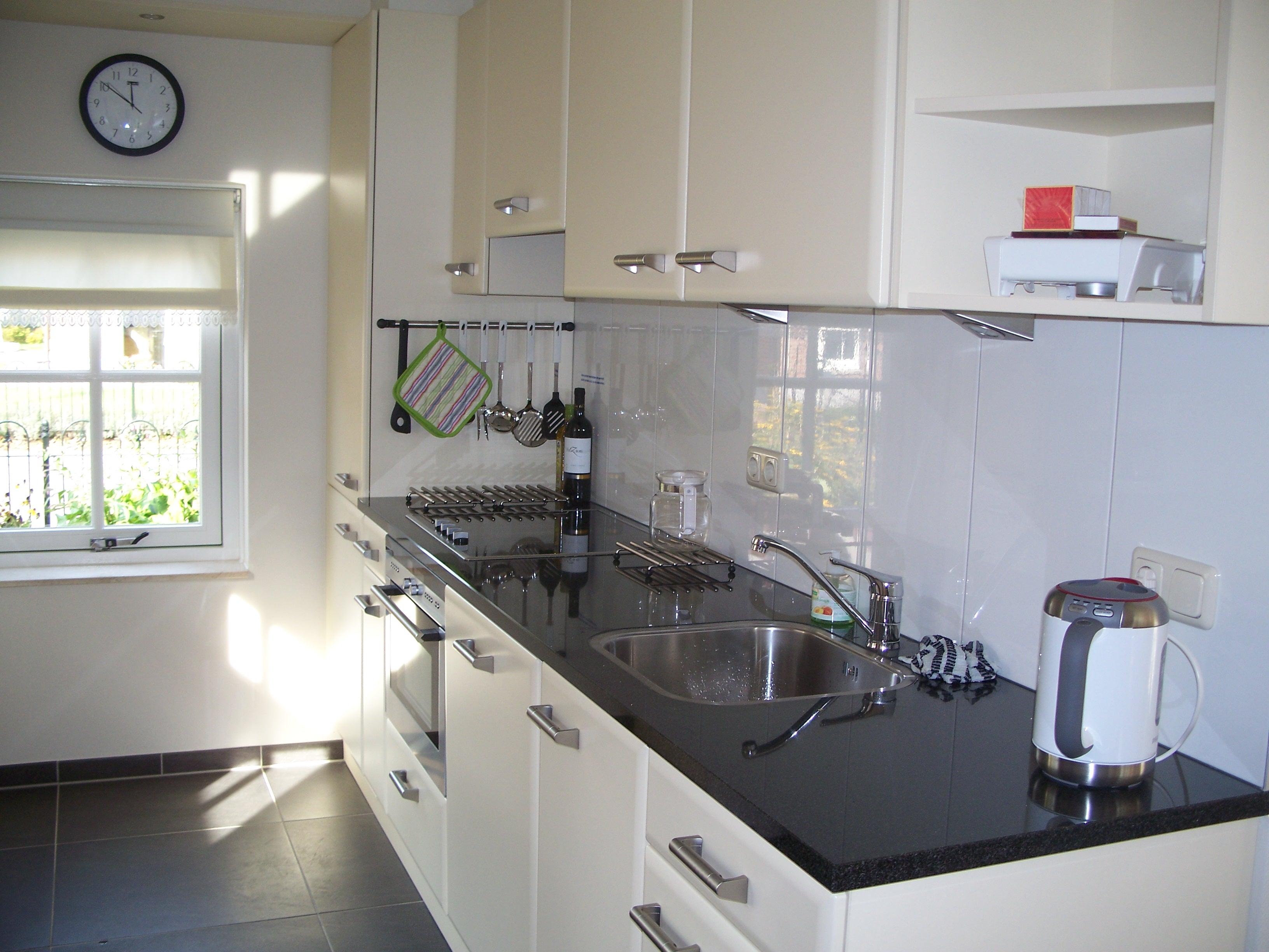 Super luxe vakantiehuis recreatiewoning rust ruimte achterhoek jonkersweg 59 winterswijk meddo - Foto keuken ...